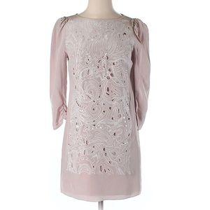 Tibi gorgeous 100% silk dress!